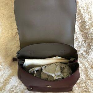 d6085a035d32 Lauren Ralph Lauren Bags - Ralph Lauren Dryden Ellen Backpack -Port falcon